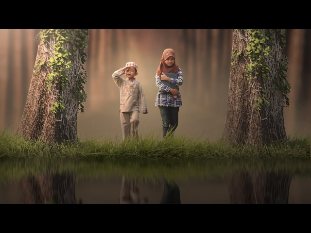 Photoshop Manipulation | Children Interest