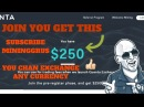 Free Earn 250 USD Only Registration Then You Trading That Money Earn With MiningGurus