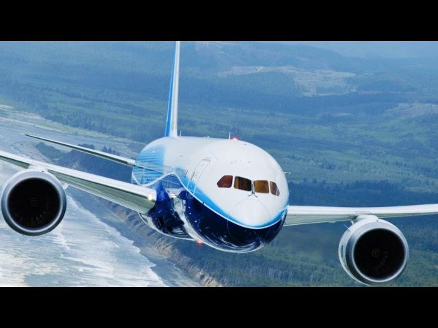 Boeing 787 Dreamliner История и описание лайнера мечты