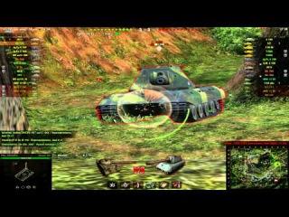 Fight!!! Object 140 VS E 100
