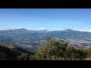 Вид на Кордильеры Анд с горы Илало