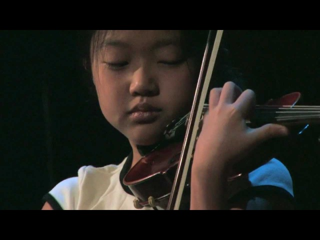 Amazing Tiny Violinist - Sarasate Performance   From The Top