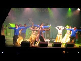 Ghagra Dance Yeh Jawaani Hai Deewani by Karan Pangali and KSPARK