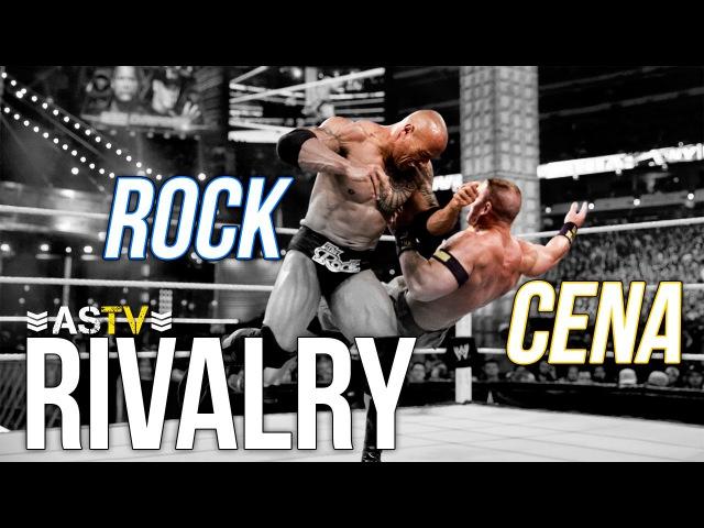 THE ROCK VS JOHN CENA Противостояние 2 2