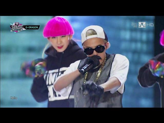 G-DRAGON_0829_M Countdown K-CON in LA_세상을 흔들어ONE OF A KIND