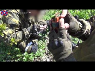 Отряд СОБР. Разминирование на передовой