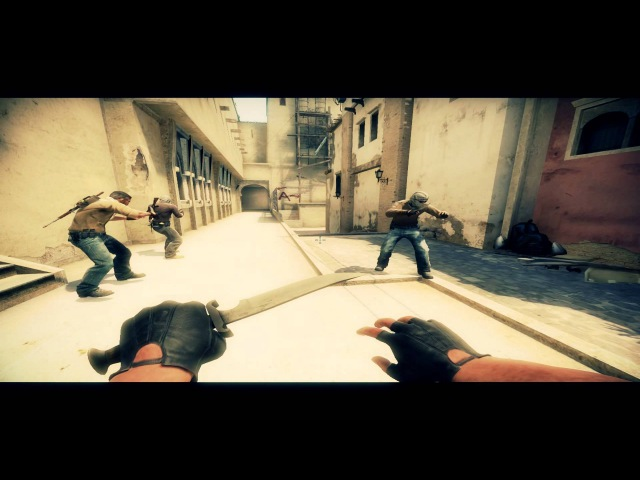 Counter Strike Global Offensive meNp Bludnik game play