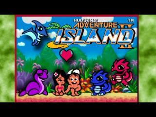 NES приключения - Adventure Island 2
