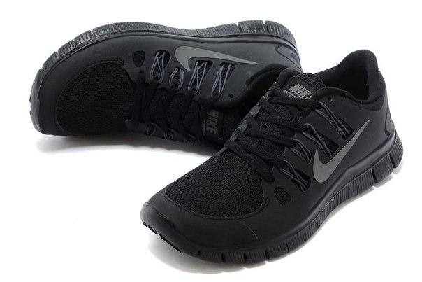 Bild: Nike Free 5.0 Laufschuh Herren seite, sohle, hinten