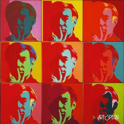 andy warhol artwork - HD1198×1200
