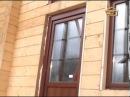 086 Деревянные евроокна в деревянном доме