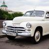 Ретро автомобили на свадьбу в Москве
