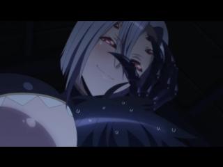 SHIZA Повседневная жизнь с девушкой-монстром / Monster Musume no Iru Nichijou TV - 7 серия MVO 2015
