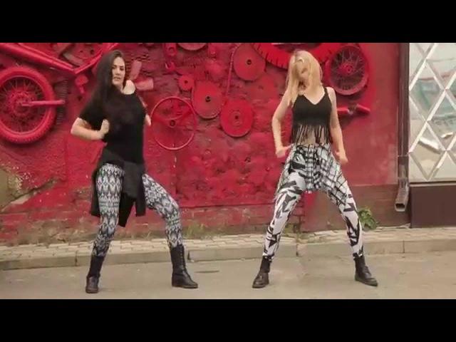 DeeWunn - Mek It Bunx Up Dancehall choreo by Daria Ryabokon
