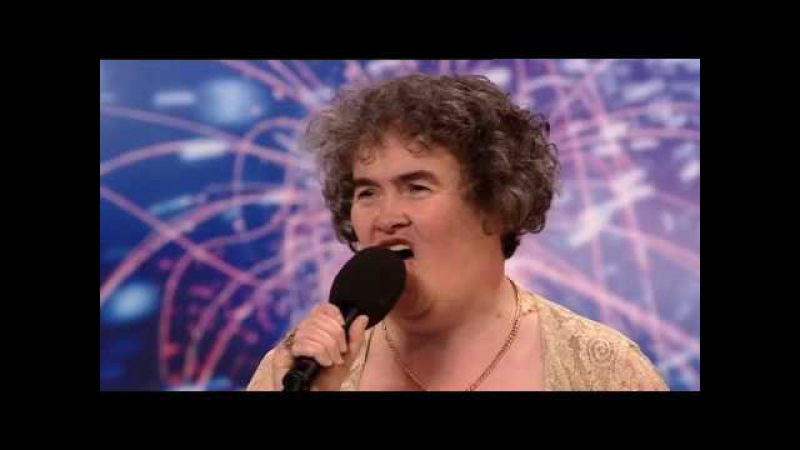Susan Boyle Britains Got Talent 2009 Episode 1 Saturday 11th April HD High Quality