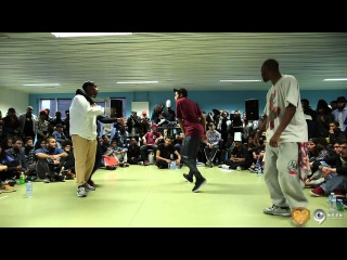 YUDAT vs NESTY & LUFFY / 1/8 FINALE / Battle Sa Graille