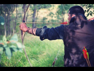 Traditional Archery Trick Shots