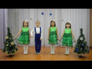 """Видеообращение """"Мы ждём тебя Дед Мороз!"""" Детский сад """"Крепыш"""", п.Кугеси"""