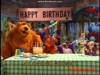 /Bear in the Big Blue House Mouse Party/