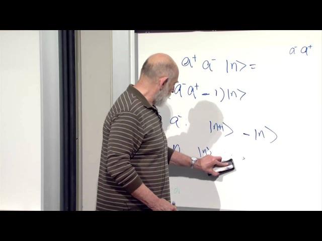 Advanced Quantum Mechanics Lecture 6