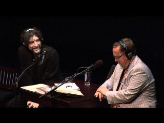 """Wits with Neil Gaiman, Adam Savage, and Gollum: """"I Will Survive"""""""