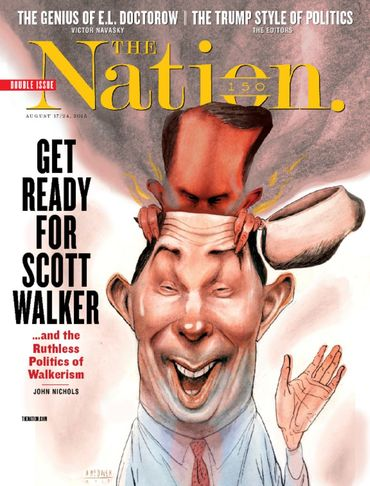 The Nation - August 17, 2015  USA
