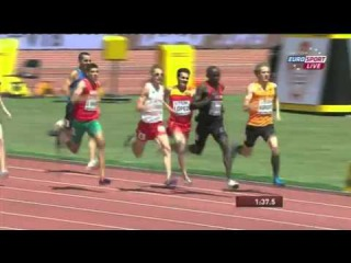 Men's 800m Heat 4 IAAF World Champs Beijing 2015