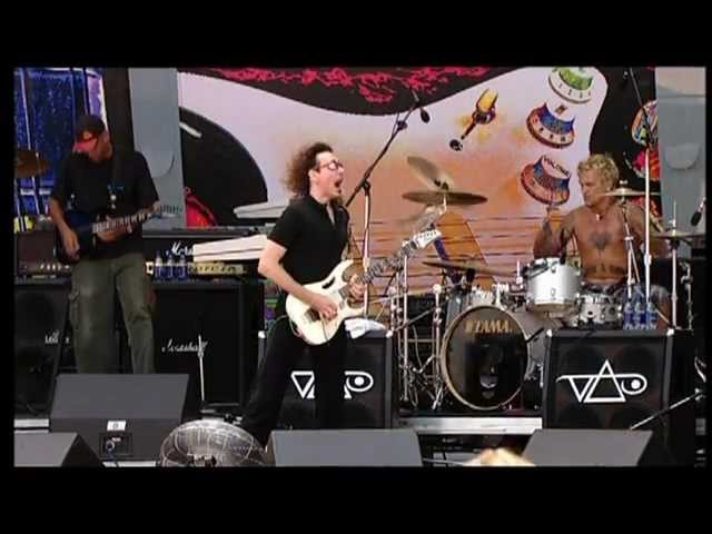 Steve Vai - (2004) Im The Hell Outta Here [from Crossroads Guitar Festival]