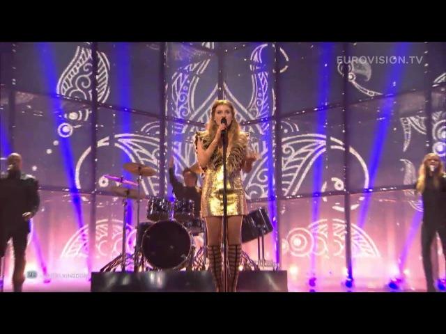 Molly Children of the Universe United Kingdom 2014 LIVE Eurovision Grand Final