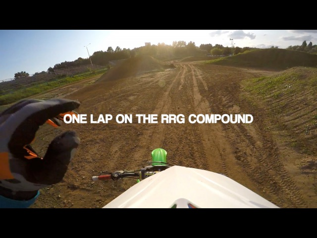 Pavel Dolenko One Lap On The RRG Compound