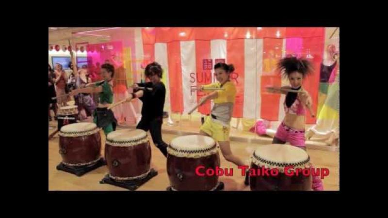 MNYe Events Uniqlo Summer Festival with Cobu Taiko Group