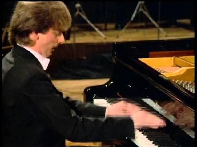 Brahms piano concertos with Krystian Zimerman and Leonard Bernstein