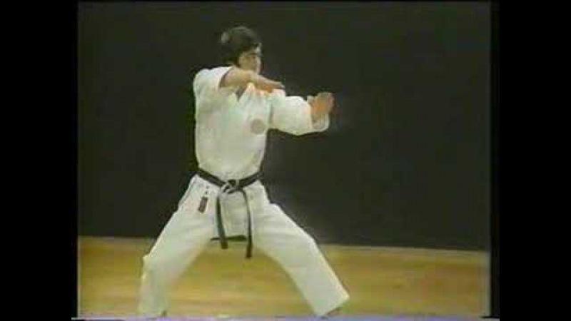 Heian Yondan Shotokan Karate