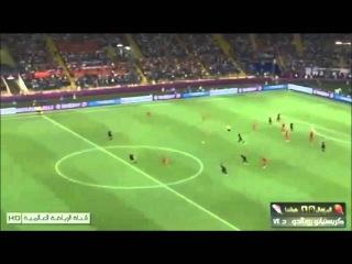 Narração Portuguesa - Gol de Cristiano Ronaldo contra a Holanda na Eurocopa 2012