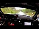 Onboard Porsche GT3 Zeltner Zeltner Sachsen Rallye 2013 Stage 6 8 HD