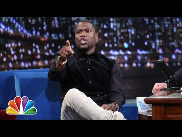 Kevin Hart Spills on Jay Z Late Night with Jimmy Fallon