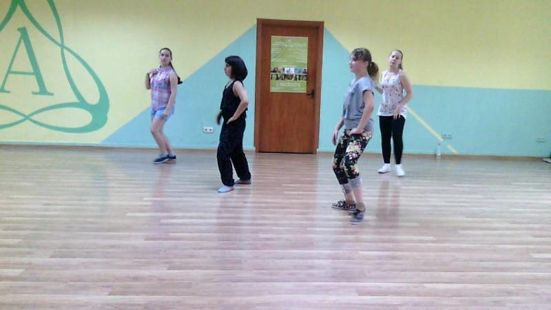 Хореографія Гіломей Вероніки група/Hip-Hop/Maasai Dance School