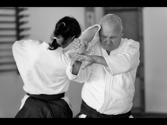Bill Witt Shihan at Aikido Orlando Dojo