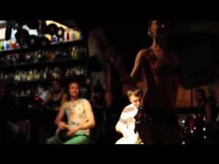 Svetlana Bulash feat. Drumgromada, tabla solo tribal improvisation. 2917