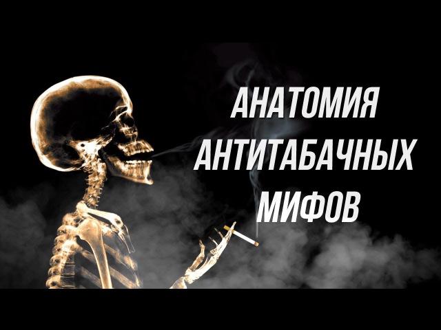 Дмитрий Косырев Анатомия антитабачных мифов