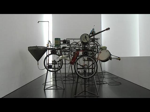 AUTOMÀTICS 1985 88 by Marcel·lí Antunez Roca and Jordi Arús Made for Suz o Suz by la Fura dels Baus