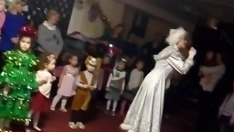 Елочка в театре Чудодеи (Красноярск) 04.01.2017