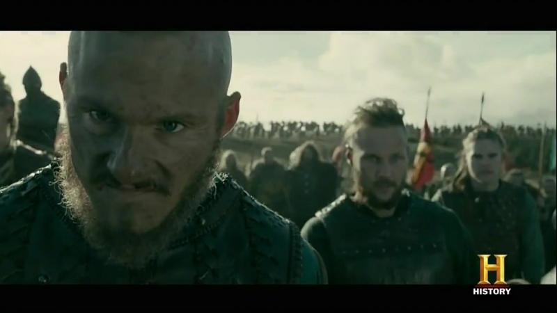 Викинги Vikings 4 сезон 18 серия Промо Revenge HD