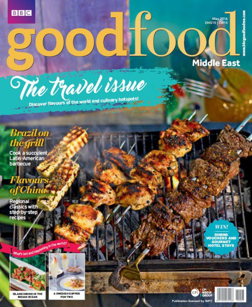 BBC Good Food Middle East - May 2016
