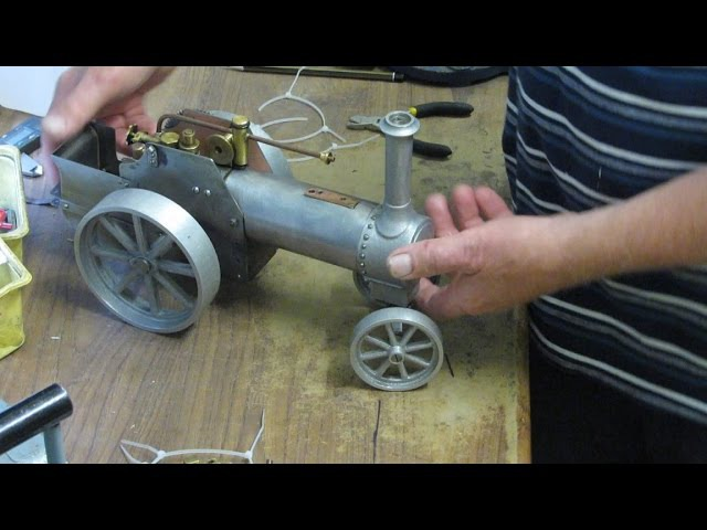 Simple Steam The Myfordboy Traction Engine Part 19 Boiler Lagging