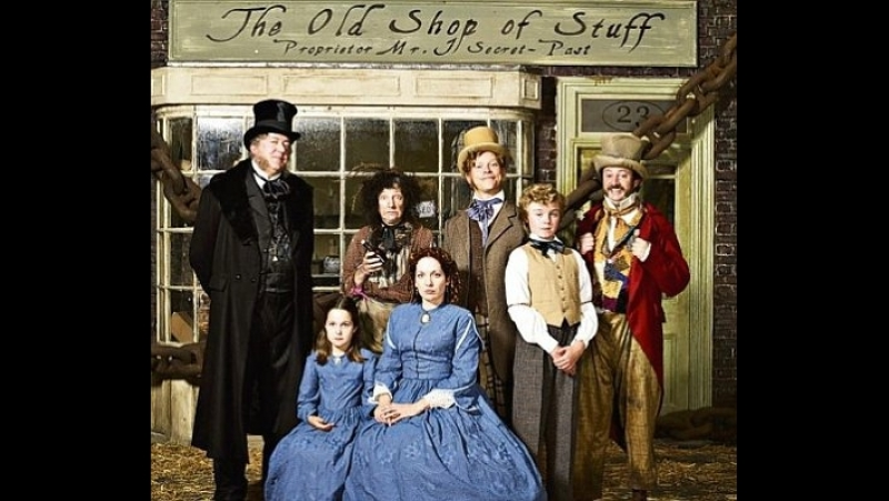 Холодная Лавка Всякой Всячины / The Bleak Old Shop of Stuff (Сезон 1) (2011-2012) Великобритания Серия - 4