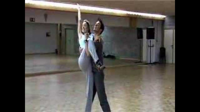 Natalia @ Sterren op de dansvloer