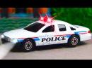 МУЛЬТИКИ. Полицейские машинки. Машинки для детей. Развивающие мультфильмы. Все серии подряд