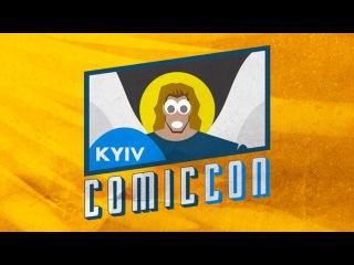 Kyiv Comic Con 2016 - Собирай манатки, камрад!