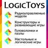 Умные и радиоуправляемые игрушки. LogicToys.